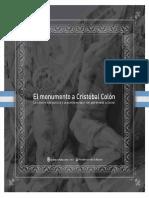 Libro Monumento a Colón