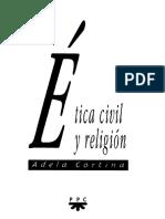 Cortina Adela - Etica Civil Y Religion