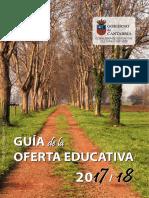 Oferta Educativa 2017 18