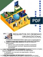 7-Desenho Organizacional