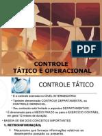 13-Controle da A+º+úo Empresarial-T+ítico e Operacional