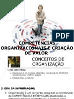 14-Compet+¬ncias Organizacionais e Cria+º+úo do Valor