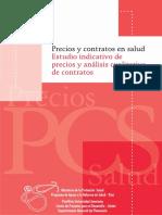 Precios y Contratos en Salud (Pgp)