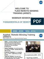 1_Fundamentals of Remote Sensing - Session 1_final
