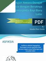 jurnal asfiksia presentasi