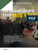 Los Sucesos de 1810. Entre Mito y Realidad - Ferrero
