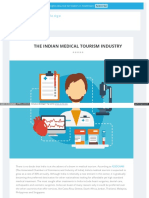 Blog- The Indian Medical Tourism Industry