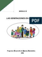 Modulo 9-Dinámica Generacional