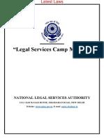 NALSAs Legal Services Camp Module