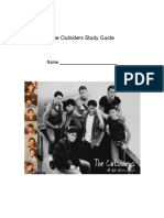 the outsiders study guide