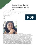 Concetta Candido Storia Operaia a Non Lieto Fine Di Gad Lerner 29.12.2017 Torino - Copia