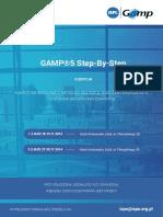 GAMP 5 Step-By-Step