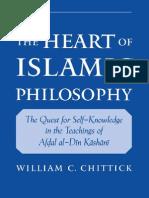 William C Chittick the Heart of Islamic Philosophy