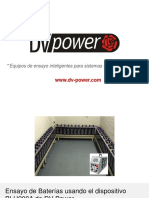 DV Power Battery Test Equipment Es