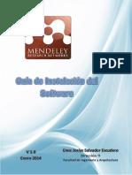 Guía de Instalación Mendeley