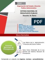 Modulo I Sistema Nacional de Presupuesto