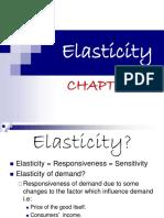 Chapter 3 Elasticity
