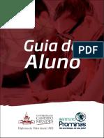 Caderno Informativo Pos Graduacao 2016