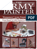 24pg Army Paiting Guide