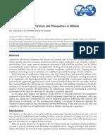 Practicas y Filosofías Tratamientos Químicos