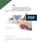 Registro Público de Panamá
