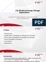 Presentation Electrical Energy Storage Toni Luthfi