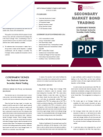 Secondary Market Trading Brochure-front