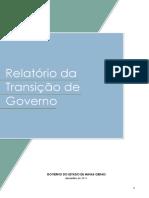 Relatório Transição Governo