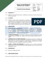 DSD GA 01 02 Rev 2 Contrat Personal RRHH