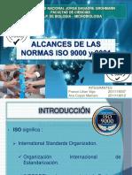 ISO 9000 y 9001