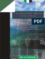 Calidad Del Aire en Extremadura