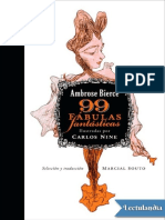 99 Fabulas Fantasticas - Ambrose Bierce