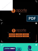 Brochure AporteChile 2017