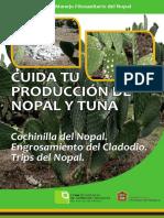 Campaña Manejo Fitosanitario Del Nopal