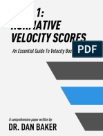VBT Guide Part 1 Normative Velocity Scores