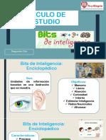 Innovación Educativa Bits Enciclopédicos de Inteligencia