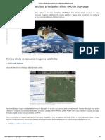 Cómo y Dónde Descargarse Las Imágenes Satelitales Gratis