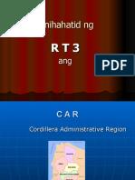 Rehiyon ng CAR - Cordillera Administrative Region