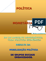 7 Politica Monetaria