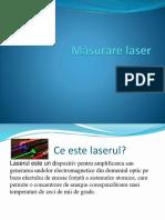 Masuratori Laser