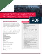 NFPA 3000 Fact Sheet