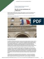 «La Philosophie Du Revenu Minimum Est Profondément Libérale»