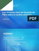 ppt8-temasclavedelacuerdodeparissobrecambioclimaticocop21-160417144328