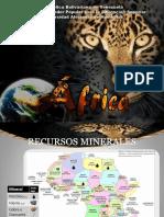Laminas Exposicion - AFRICA - DEMOGRAFÍA - RECURSOS MINERALES