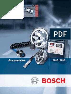 4x Bosch BUJÍAS Peugeot 106 1.0 1.4 1.1 1.6 GTI