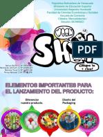 Worm Shot's - Presentación de producto -  Mercadotecnia