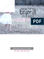 Reaching Beyond Myself PDF Devotioal