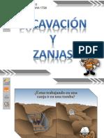 Excavacion y Zanjas