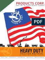 Heavy Duty Catalog