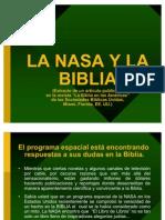 La Santa Biblia y Un Estudio de La Nasa